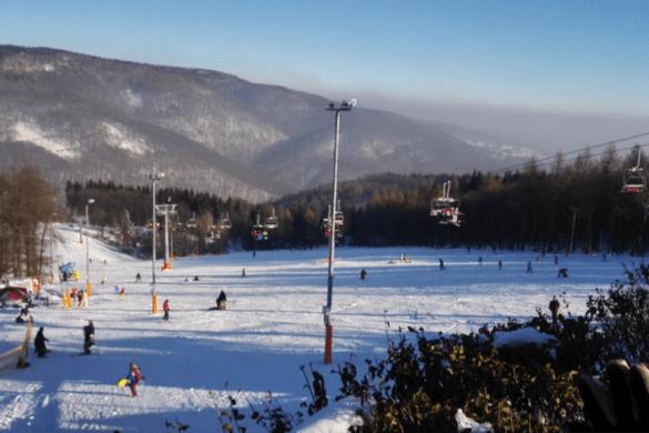Report – Sportareál Klíny
