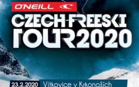 Czech Freeski Tour - Vítkovice
